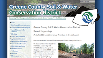 Greene County Soil and Water Conservation District
